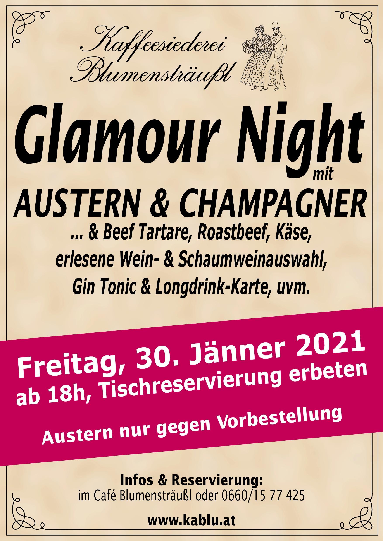 Glamour Night 2021-01-30